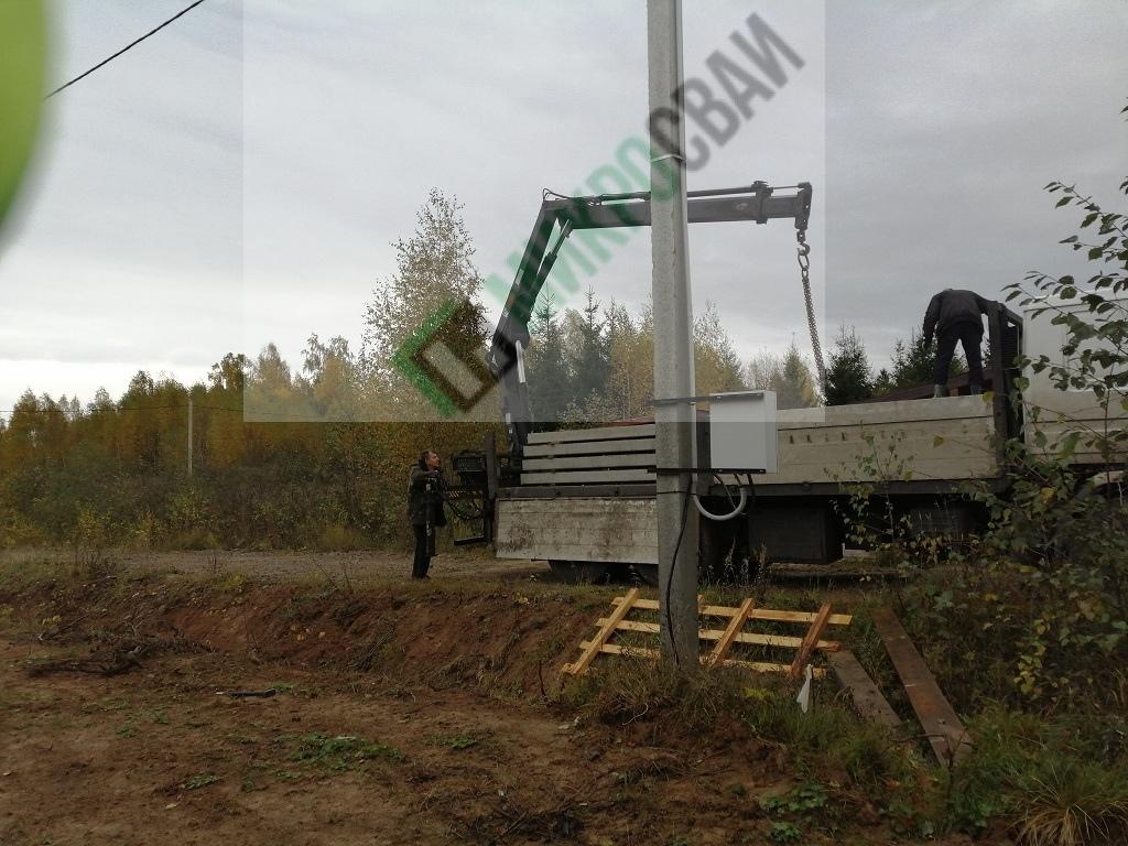 Клинский р-н Новорижские ключи